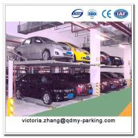 Automated Car Parking System Hydraulic Smart Parking System Double Levels Manufactures