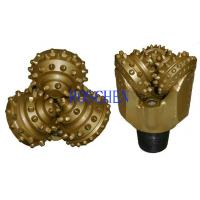 China High Manganese Steel Tricone Drill Bit Well Drilling Use 13-5/8 on sale