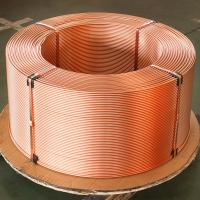 China Pancake Refrigeration Copper Pipe Copper Tube Coil with Multiple Sizes on sale