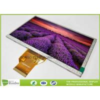 Quality Customized 7.0 Inch Tablet LCD Display 800*480 With 50Pin RGB Interface LCD Monitor for sale