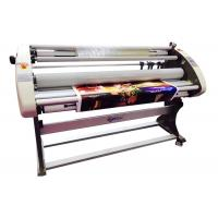 Fully Automatic Cold Laminating Machine With Multi Function For Linerless Film , Liner Film With Back Cutting Function Manufactures
