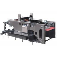 Multi Color Automatic Printing Machine Classical Stop Cylinder Screen Press Manufactures