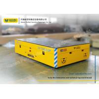 Flatbed Transfer Small Cargo Trailers / Battery Transfer Cart For Cargo Transport Manufactures