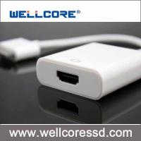 30pin to HDMI Laptop Adapter Converter Male to Hdmi Female For Apple Iphone Manufactures