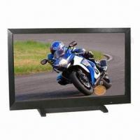 26-inch TFT LCD Monitor, 1,920x1,200 Resolution with 170-degree Viewing Angle, PAL/NTSC Auto Change Manufactures