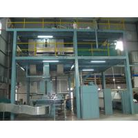 Quality 1.6m 2.4m 3.2m PP Non Woven Fabric Making Machine / Production Line 280 - 750kg for sale