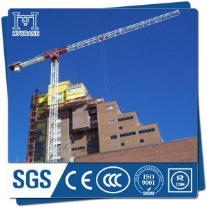 With Harga Hoist Crane 5 ton Tower Crane Price Manufactures