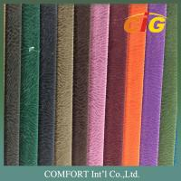 Width 140 - 160 CM Sofa Upholstery Fabric Home Textile 100% Polyester Linen Textile Manufactures