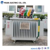 Three Phase 1000 Kva Power Transformer with copper windings Manufactures