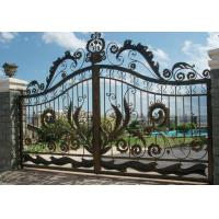 Wrought Iron Gate HT-9M011 Manufactures