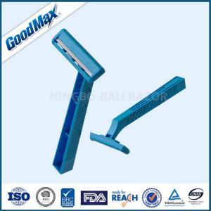 Personal Care Plastic Shaving Razor , Single Blade Razor For Women Manufactures
