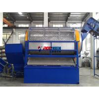 500kg/h pet bottle recycling machinery Manufactures