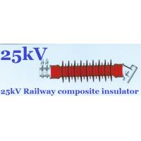 IEC61109 Tension Railroad Insulators Polymeric High Pollution Resistance Manufactures