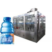 China Automatic Small Plastic Bottle Filling Machine Carbonated Soft Drink / Beverage Filling Equipment on sale