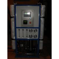 """8"""" Membrane Marine Water Maker Equipment For Ion Exchange Pre-Treatment Manufactures"""