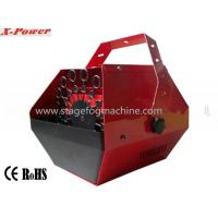 Mini Bubble  Machine  Bubble Maker Conpact Design Single Wheel For Wedding  Party, Auto Remote   X-021S Manufactures