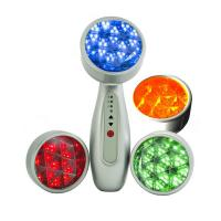 LED 3 in 1 Micro Vibration Anti Aging Skin Care Device Lightening Photon Therapy Manufactures