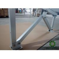 Large Scale Installation Project Solution Ground Mount Solar Racking Systems Best Choice For EPC Company Manufactures