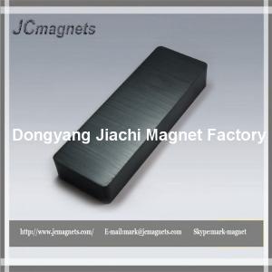 Ceramic Magnets 6 x 2 x 1 Block, Package of 1 Ceramic Hard Ferrite Magnet Manufactures