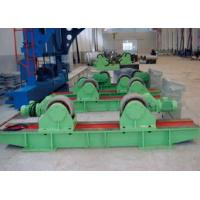 Heavy Duty Rollers Hydraulic Bending Machine Wireless Remote Control Pipe Welding Rotator Manufactures