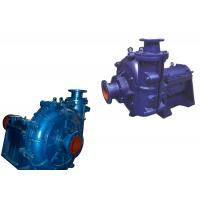 Quality Mineral Processing Electric Slurry Pump Trash Pump Electric Wear Resistant Material for sale