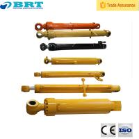 double acting bobcat hydraulic cylinder 300 ton for excavator Manufactures