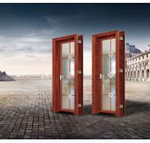 90x40 aluminum glass door price good sound proof doors glazed door provide many colors aluminum casement door Manufactures
