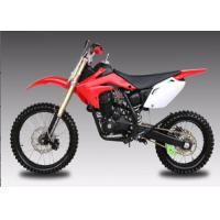 125cc / 150cc Street Legal Dirt Bike , Gas Powered Dirt Bikes For Adults Manufactures