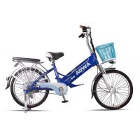 2 Seats Hybrid Electric Bikes 125Kg Power Assisted Bicycle With Battery Power Manufactures