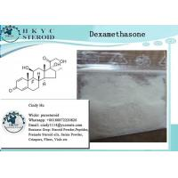 Topical Powder Corticosteroid Powder Dexamethasone CAS 50-02-2 For Anti Inflammatory Manufactures