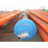 China Plane Rapid Gate Welded Hydraulic Cylinders Self Contained Hydraulic Cylinder on sale