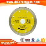 Continuous Circular Diamond Wet Cutting Disc Manufactures
