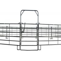 Cow Cattle Yard Panels Hot Dipped Galvanized High Tensile Steel Coated Manufactures