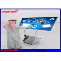 Touch screen protective film interactive touch foil for kiosk Manufactures