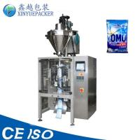 Pneumatic Driving Cocoa Powder Machine , Fully Automatic Pouch Packing Machine