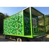 China Camouflage Color Living Container House For Honorable Person CS Game Exercise Base on sale