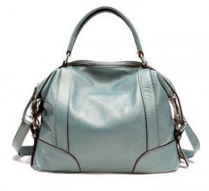 China 2013 High Quality New Design Classic Leisure Head Layer Genuine Cow Leather Handbag GP1006 on sale