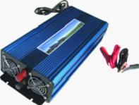 China 6000W pure sine wave inverter high frequency with charger on sale