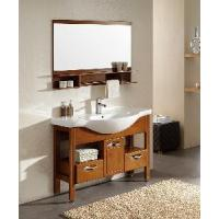 Solid Wood Bathroom Cabinet / Furniture / Vanity (MJ-171) Manufactures