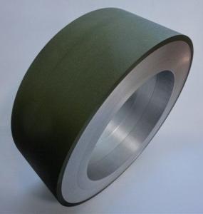 China resin vitrified Centerless diamond grinding wheel on sale