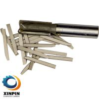 China Tungsten Carbide Square Router Bit , Wood Cutting Router Bits Smooth Surface on sale