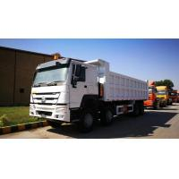 Howo 40 Ton Construction Heavy Duty Dump Truck 8X4 371hp Front Tipping Manufactures