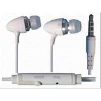 Earphones with Remote and Mic for Apple Manufactures