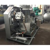 Stationary 20 hp Piston Air Compressor With Separate Air Tank CE ISO9001 KB15G