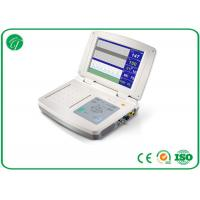 China Fetal Doppler Monitoring Medical Devices , ICU Vital Signs Monitor CTG Thermal Printer on sale