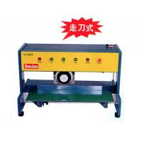 Durable Slide Type PCB Cutting Machine , V Cut Pcb Separator ML-310 With Reduce Stress Manufactures