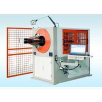 Customized Shape Wire Forming Equipment , Compression Spring Coiling Machine Manufactures