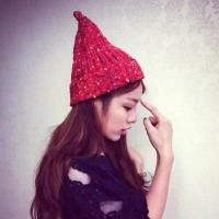 red lovely hat ,nice chrismers gift,warmly ,fashion and  affordable hat Manufactures