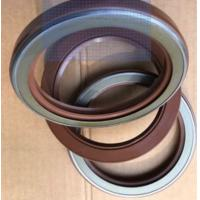 China high temperature resisting and oilproof FKM/VITON steeL frame TC oil seals on sale