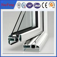 Quality China supplier of aluminium profile to make doors and windows/aluminium door for sale